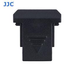 JJC HC-C Hot Shoe Cover for Canon T6I 77D 80D T6 T7I 7D 6D 5D 5DS 1DX 70D Black