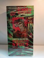 1993 Comic Images William Stout Lost Worlds Trading Card 48 Pack Box