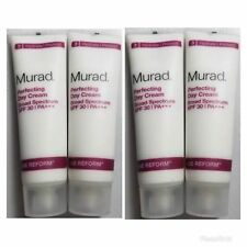 (4 PACK) Murad Perfecting Day Cream SPF 30, Hydrates and Protects Skin 0.7 oz