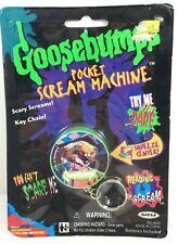 Goosebumps Pocket Scream Machine Cuddles The Hamster - Sealed