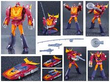 Takara Tomy Transformers Masterpiece MP28 Hot Rodimus (IN STOCK NOW)