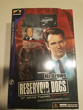 Quentin Tarantino Reservoir Dogs Mr Brown 12 Inch Figure New In Box Palisades