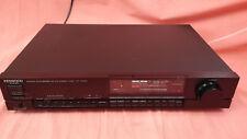 Spitzentuner Kenwood KT-1100D FM/AM Stereo Tuner vom Händler