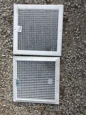 "Hart & Cooley - #66014 - 12"" x 12"" Aluminum Return Grille (RE5 Series)"