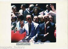 Photo originale Monaco Prince Albert - Naples 1997 ( 034 )