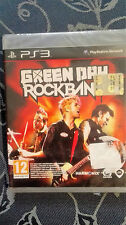 GREEN DAY ROCK BAND VERSIONE UFFICIALE ITALIANA PS3 SIGILLATO