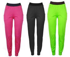 Harem Pants Mid Rise Regular Size Trousers for Women
