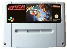Fighting Video Game for Nintendo SNES