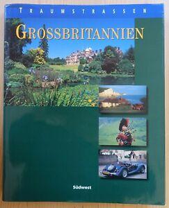Europa - GROSSBRITANNIEN - ENGLAND - SCHOTTLAND - IRLAND, TRAUMSTRASSEN
