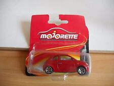 Majorette Fiat 500 in Red on Blister