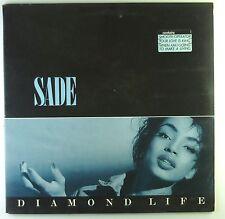 "12"" LP - Sade - Diamond Life - C782 - washed & cleaned"