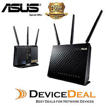Asus DSL-AC68U AC1900 1900Mbps Dual Band Wireless Gigabit ADSL VDSL Modem Router