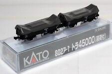 KATO 8068 N Scale Gauge Train WAGON CANOPY LOADS TORA 45000