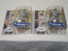 McFarlane MLB Series 5 Eric Gagne Chase Variant Dodgers Gray Grey Lot of 2