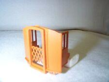 Lionel 9500-12 Milwaukee Road Orange Passenger Car Vestibule MPC NOS