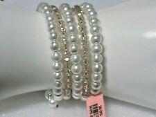 genuine freshwater pearl wrap bracelet