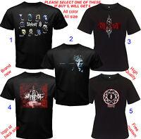 SLIPKNOT Album Concert Tour Shirt All Size Adult S-5XL Youth Babies Toddler