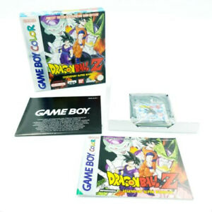 Dragon Ball Z Legendary Super Warriors - Game Boy Color - CIB / Near Mint - UKV