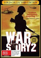 WAR STORY 2 - AWARD WINNING VIETNAM WAR MOVIE -  NEW & SEALED DVD