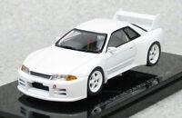 Ebbro 44306 Nissan Skyline GT-R R32 JGTC 1994 Test Car ( White ) 1/43 scale