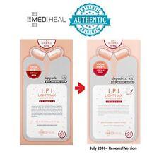 [ MediHeal ] I.P.I Light Max Ampoule Mask EX 25ml*5 PCS + Free e-gift & Samples