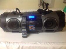 JVC RV-NB70B Kaboom Boombox
