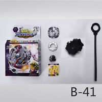 Beyblade Burst-B-41 Starter Wild Wyvern.V.O Booster with Launcher Baubles Gifts