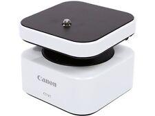 €89+IVA CANON CT-V1 Remote Control Panning Tab Supporto Rotante 200° Motorizzato