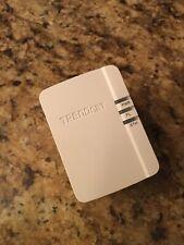 Trendnet Powerline 200 AV Nano Adapter Tpl-308e