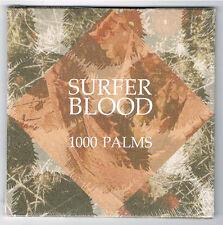 SURFER BLOOD - 1000 PALMS - CD 11 TITRES - 2015 - NEUF NEW NEU