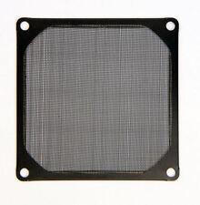 EverCool FGF-120/M/BK 120mm Aluminum Mesh Fan Filter