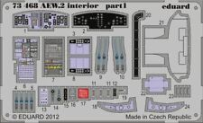 Eduard 1/72 Westland Sea King AEW. 2 Interior Self-Adhesive # 73468