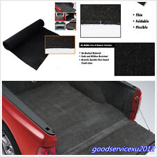 High Quality Black Car Speaker Box Interior Floor Carpet Cushion Soundproof Mat