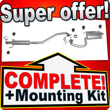 TOYOTA AVENSIS (T25) 1.8 16V 2003-2008 Siliencer Exhaust System T34