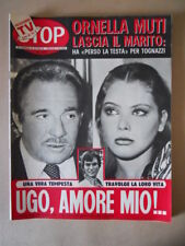 STOP n°1492 1977 Ornella Muti Ugo Tognazzi  [G772]