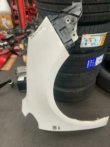 VAUXHALL ASTRA GTC 2013 COMPLETE DRIVER WING IN WHITE COLOUR-Z40R