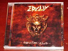 Edguy: Hellfire Club CD 2004 Nuclear Blast USA Records NB 1244-2 Original NEW