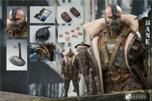 DAFTOYS 1/6 Batman Bane Head &Body&Clothing Set 12'' Male Action Figure
