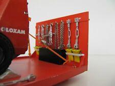 Modellbau Seilpanner, 4 Stück 24mm lang
