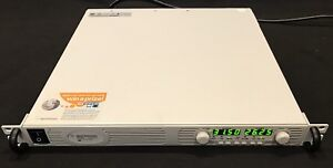 HP / Agilent / Keysight N5745A 750w 1RU 30V 25A Power Supply PSU - LXI GPIB ATE