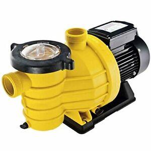 Mareva 07273 Pool Pump Flow 6.5 M³/h Power 0.25 CV Yellow
