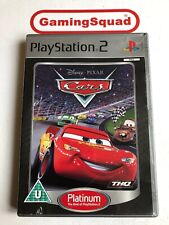 Disney Pixar Cars (Platinum) PS2, Supplied by Gaming Squad