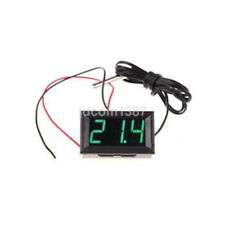 Digital LED -50-110 °c Thermometer DC 12v Car Temperature Monitor Panel Meter