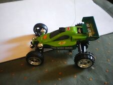 1:52 control remoto vehículo Mini Radio Control Kart Racing Buggy-Color Verde