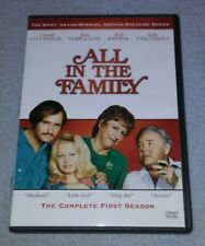 All in the Family - The Complete First Season (DVD 3-Disc Set) *RARE opp