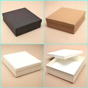 12 x Pack Tiara Gift / Presentation Boxes Jewellery Boxes Wholesale Bulk Buy