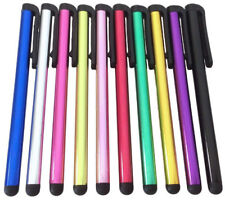 10x Stylus Touchpen Eingabestift Navi Handy Smartphone Tablet iPhone Samsung HTC