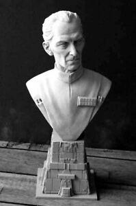 Foul Stench Star Wars Governor Tarkin Unpainted Bust Kit
