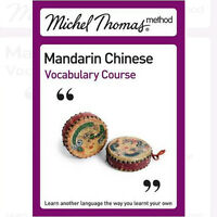 Michel Thomas Method: Mandarin Chinese Vocabulary Course By  Harold Goodman New