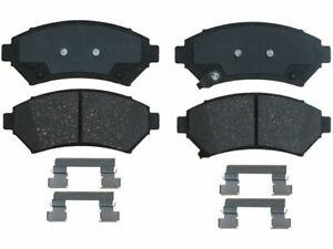 Front AC Delco Brake Pad Set fits Pontiac Bonneville 2000-2005 24VFNM
